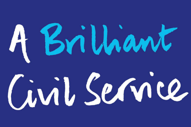 A Brilliant Civil Service logo