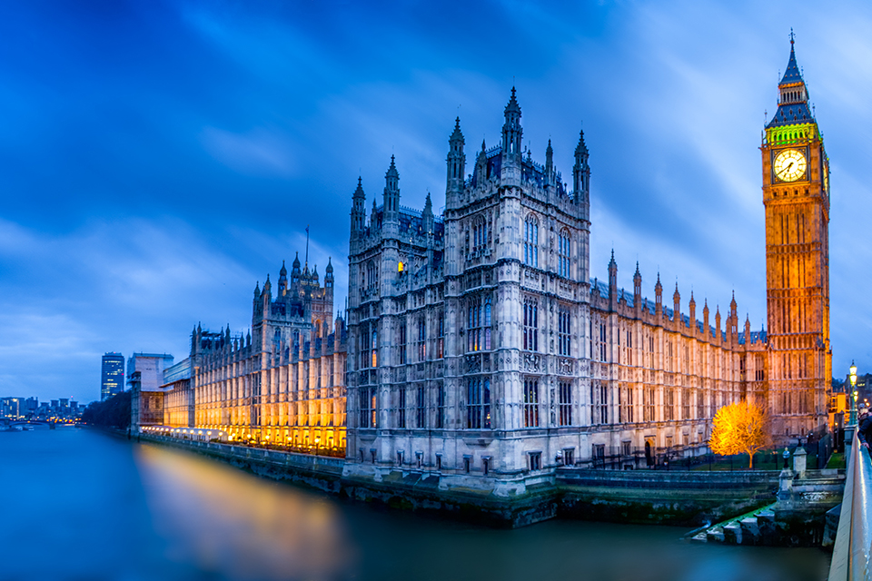 Parliament and the Thames