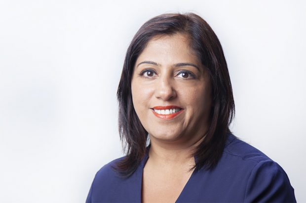 Photograph of Ranuka Jagpal, smiling